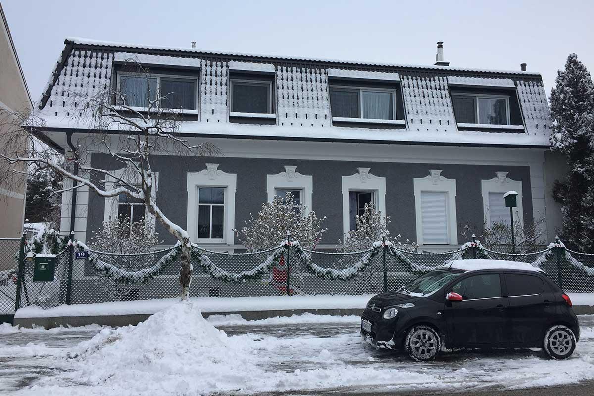 Marchfeldhaus Referenz Nach Umbau