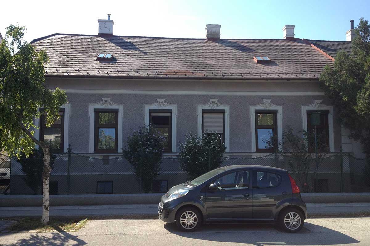Marchfeldhaus Referenz Vor Umbau