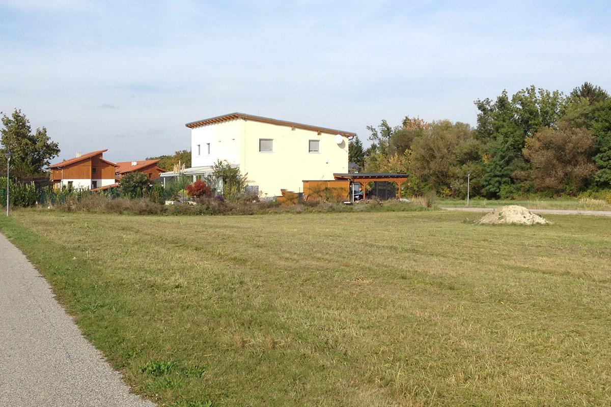 Projekt Himberg Grundstück