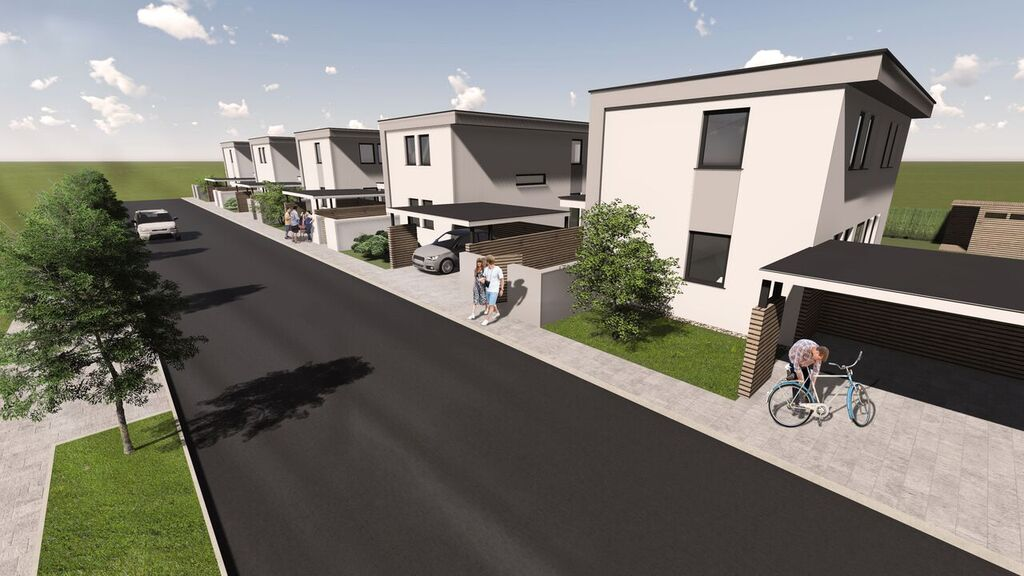 Marchfeldhaus Projekt Lassee